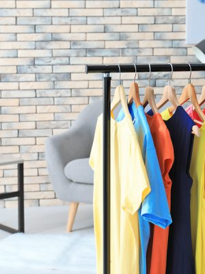 Verschillende kleuren kleding - kleurtype bepalen