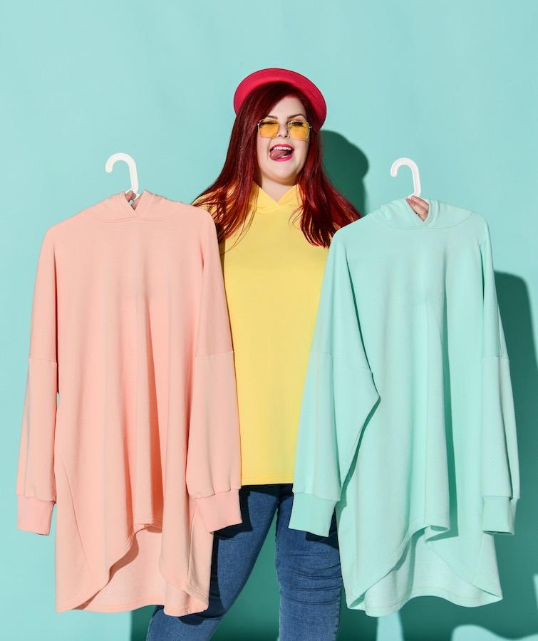 Plus size vrouw kleding kleuren zomer musthaves